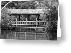 The Bridges Of Miami Dade County Greeting Card