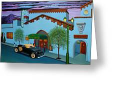The Brown Derby Greeting Card