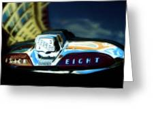 The Buick Eight  Greeting Card