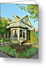 The Buttery Restaurant In Lewes Delaware Greeting Card