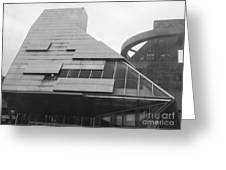 The California Building  Greeting Card