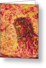 The Call Of Christ - Bgcoc Greeting Card