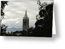 The Campanile Greeting Card