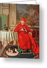 The Cardinal's Favourite Greeting Card
