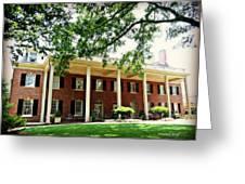 The Carolina Inn - Chapel Hill Greeting Card