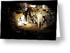 The Cave Greeting Card