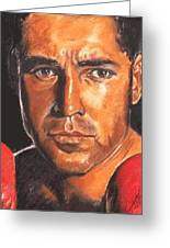 The Champ - Oscar De La Hoya Greeting Card
