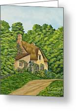 The Charm Of Wiltshire Greeting Card