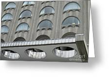 The Cheese Grater Detail Greeting Card