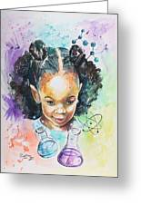 The Chemist In Me Greeting Card