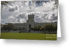The Citadel Greeting Card