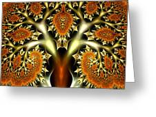 The Citrus Tree Greeting Card
