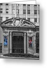 The Civic Opera House Greeting Card