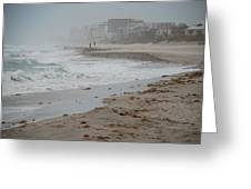 The Coast Greeting Card