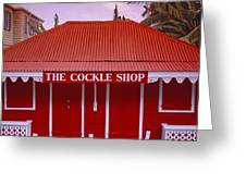 The Cockle Shop Greeting Card