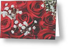 The Color Of Love Greeting Card