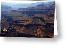 The Colorado River Greeting Card