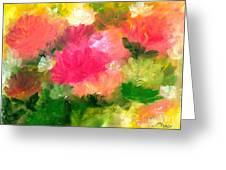 The Colors Of Nature Greeting Card