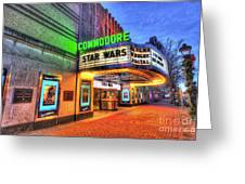 The Commodore Theatre, Portsmouth, Va Greeting Card