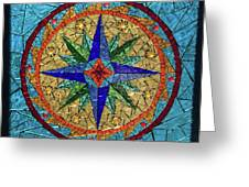 The Compass Greeting Card