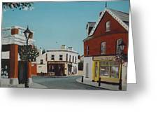 The Corner Note, Dalkey Greeting Card