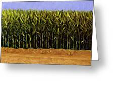 The Cornfield Greeting Card