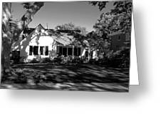 The Cottage House Greeting Card