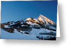 The Crested Butte Greeting Card