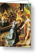The Cross 1497 Greeting Card