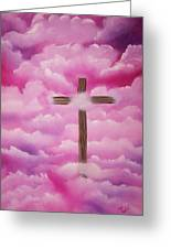 The Cross Of Redemption Greeting Card