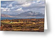 The Cuillin Greeting Card