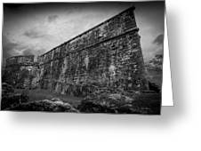 The Dark Fort Greeting Card