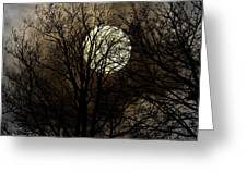 The Darkness Greeting Card