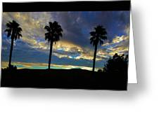 The Dawn Of A New Day 3 Greeting Card