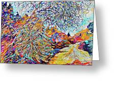 The Dendritic Tree Greeting Card