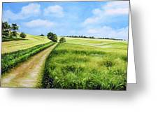 The Derbyshire Dales Greeting Card