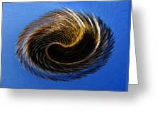The Digital Paintbrush Greeting Card