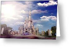 The Disney Rush Greeting Card