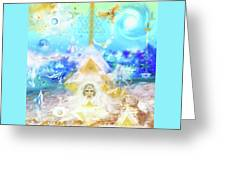 The Divine Masculine Greeting Card