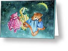 The Doo Doo Bears Greeting Card