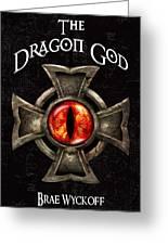 The Dragon God Greeting Card
