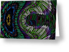 The Dreaming Eye Greeting Card