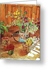 The Dried Flower Shop Greeting Card