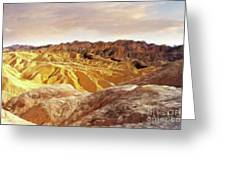 The Dry Lands Greeting Card