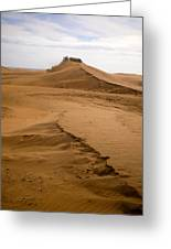 The Dunes Of Maspalomas 4 Greeting Card