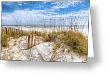 The Dunes Special Greeting Card