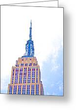 The Empire State Building 1 Greeting Card