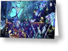 The Enchanted Garden Greeting Card