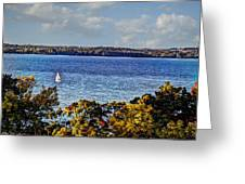 The End Of Summer Greeting Card