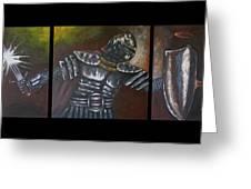 The Ephesian, Armor Of God Greeting Card